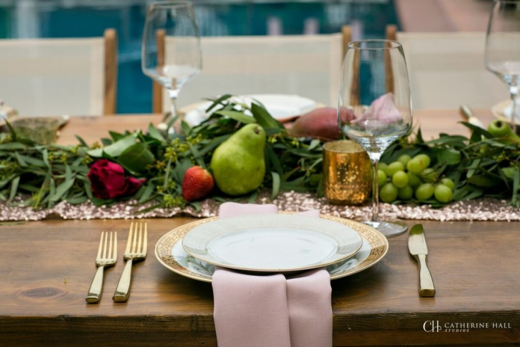 place-setting-wedding
